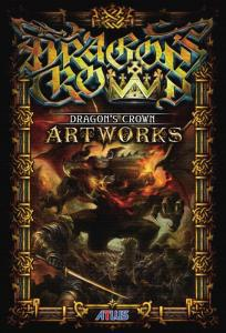 Dragons Crown - ArtCover