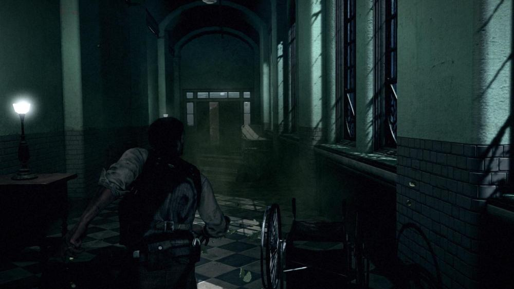 The Evil Within: Earthquake