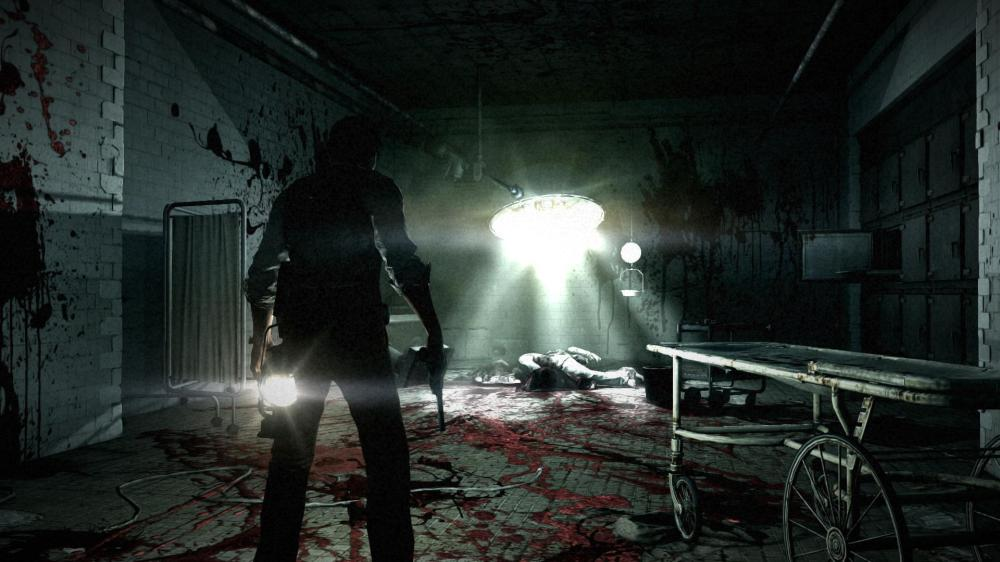 The Evil Within: Morgue