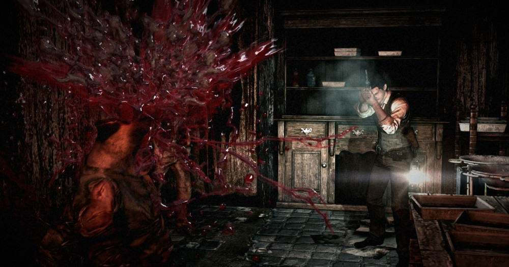 The Evil Within: Village Basement