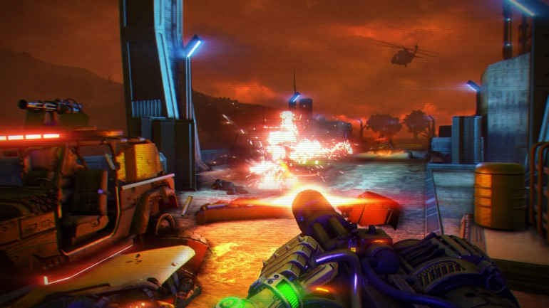 Far Cry 3 Blood Dragon - Review Featured