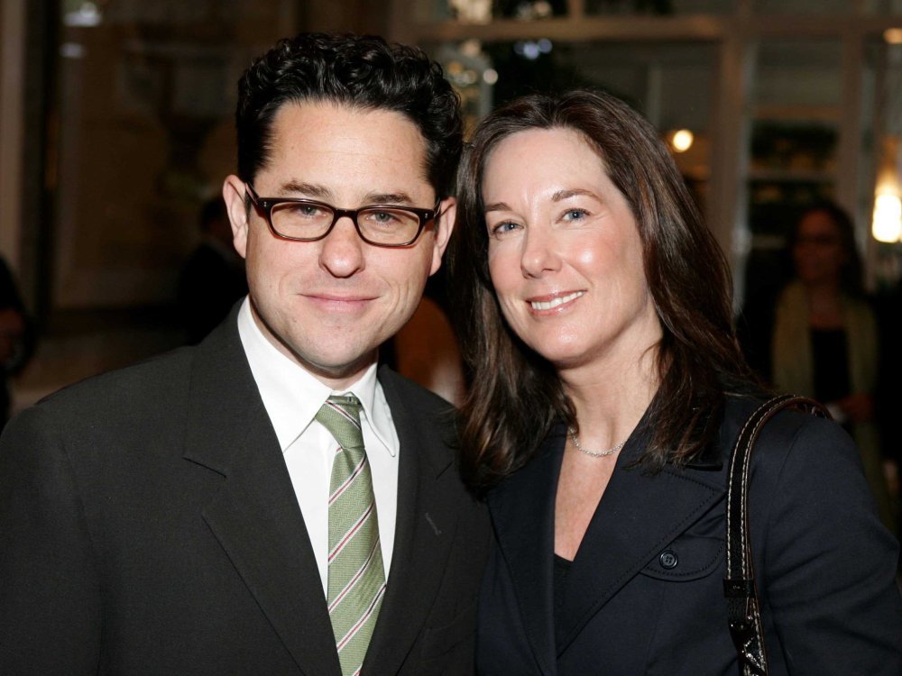 Kathleen Kennedy is responsible for hiring J.J. Abrams to direct Episode VII. If you don't know who she is, start.