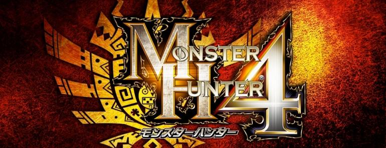 Monster Hunter 4 - Logo