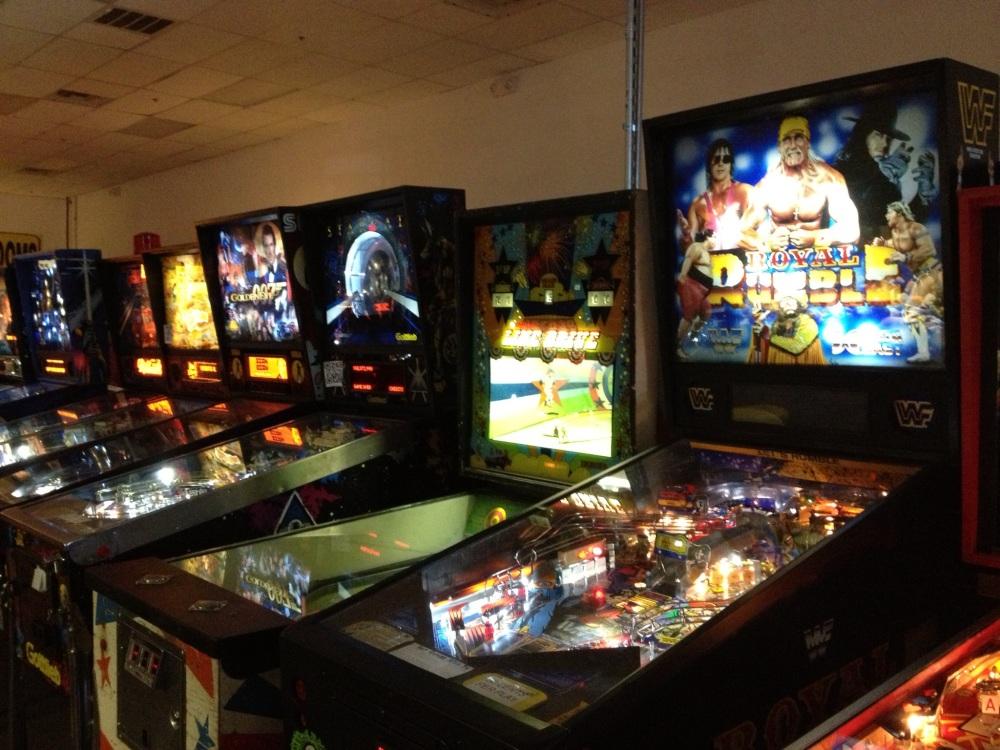 Pinball Hall of Fame: Modern pinballs!
