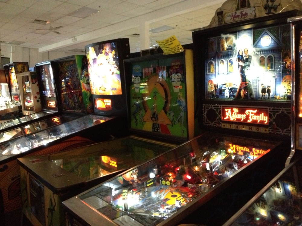 Pinball Hall of Fame: Addams Family is the most circulated pinball game of all time