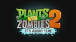 Plants vs. Zombies 2: It's About Time - Logo