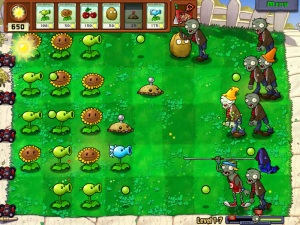 Plants vs. Zombies - Screenshot