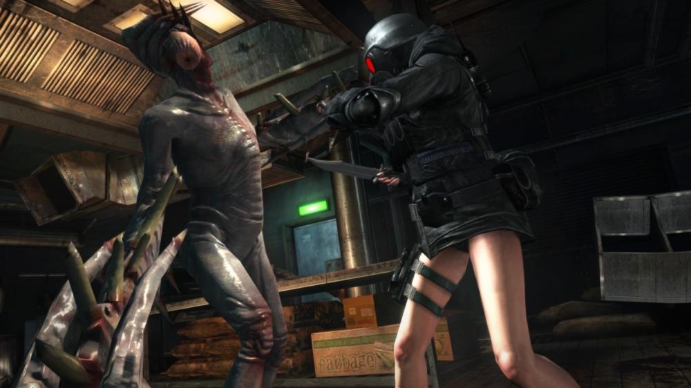 Resident Evil: Revelations - Lady HUNK
