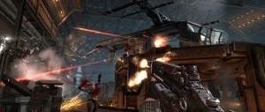 Wolfenstein: The New Order Hanger Destruction