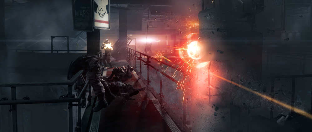 Wolfenstein: The New Order  - SuperDestructor