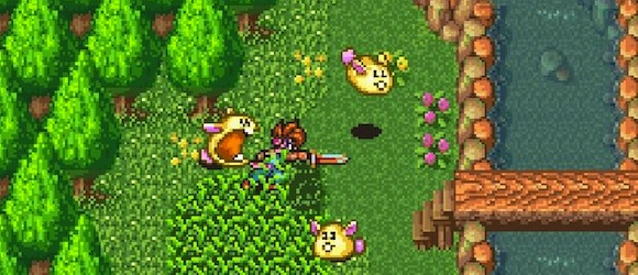 Secret of Mana - Rabite