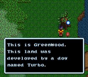Soul Blazer - A Dog Named Turbo