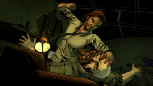 The Wolf Among Us - Bigby Fight