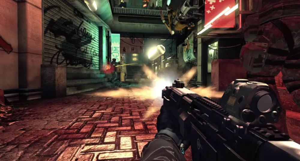 Blacklight: Retribution - Shootout