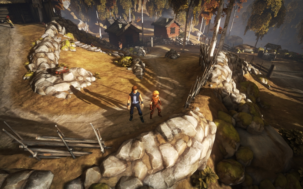 Brothers: A Tale of Two Sons - Screenshot