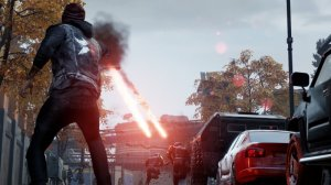 Infamous: Second Son - Blaster