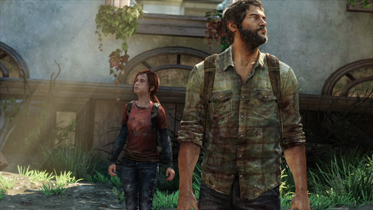The Last of Us - Lobby