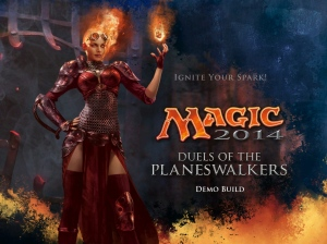 Magic 2014 - Duels of the Planeswalkers - Ignite Your Spark