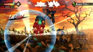 Muramasa Rebirth - Screenshot