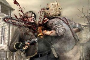Resident Evil 4 Leon Dies