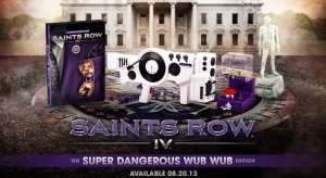 Saints Row IV - Dubstep