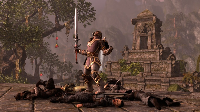 The Elder Scrolls Online - Screenshot 2