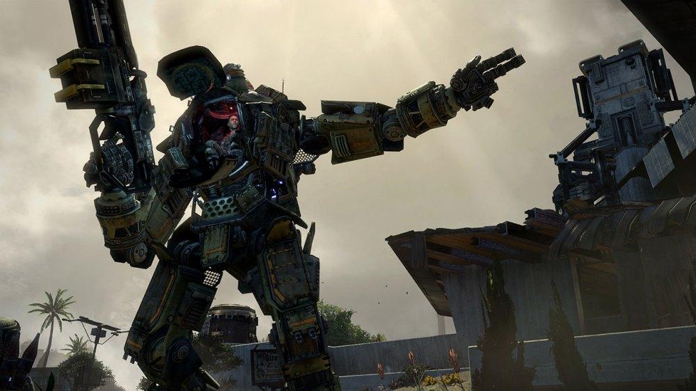 Titanfall - Command