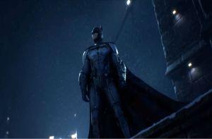 Batman Arkham Origins - Batman looking for Copperhead