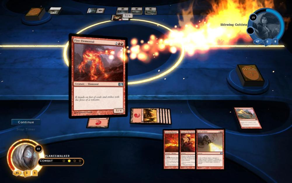 Magic 2014 Review - Battlefield