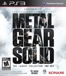 Metal Gear Solid: The Legacy Collection - Box Art