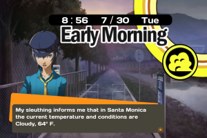 Persona Weather