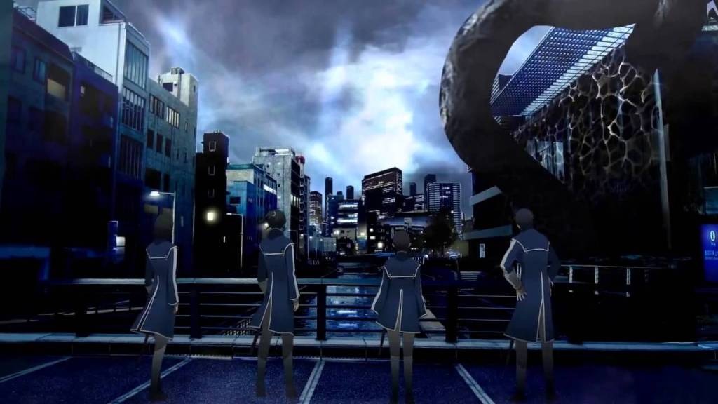 Shin Megami Tensei IV - Tokyo
