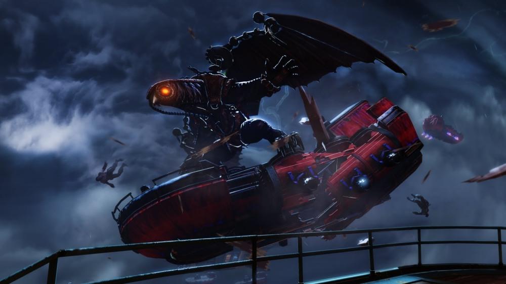 Bioshock Infinite Launch Trailer