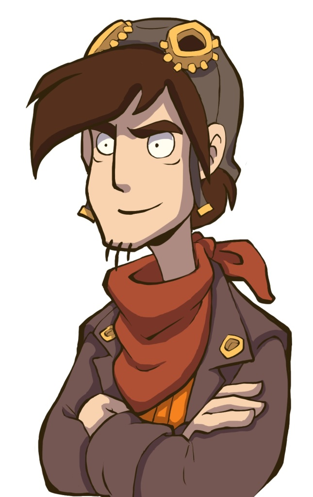 Chaos on Deponia Review - Rufus