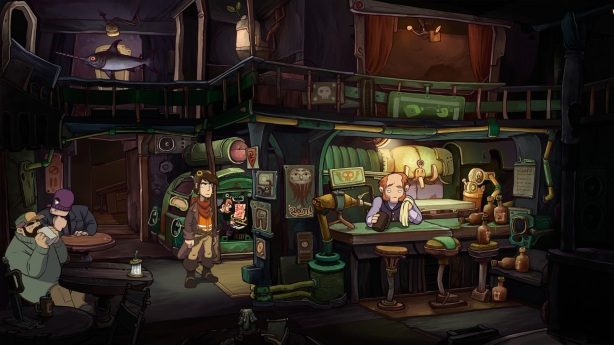 Chaos on Deponia Review - Tavern