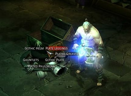 Diablo III - Lame Loot