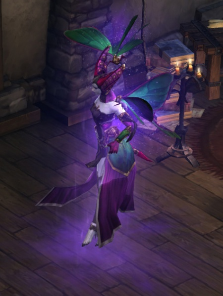 Diablo III - Maghda