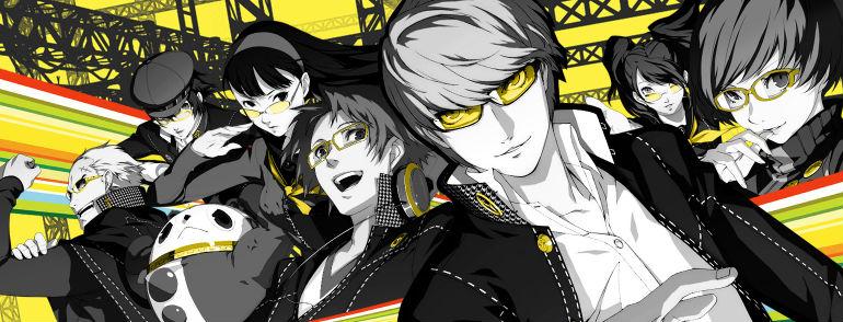 Persona 4 - Atlus games