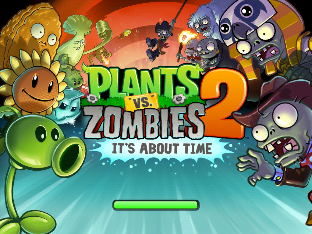 plants vs zombies 2 it u0027s about time it u0027s also about free to play
