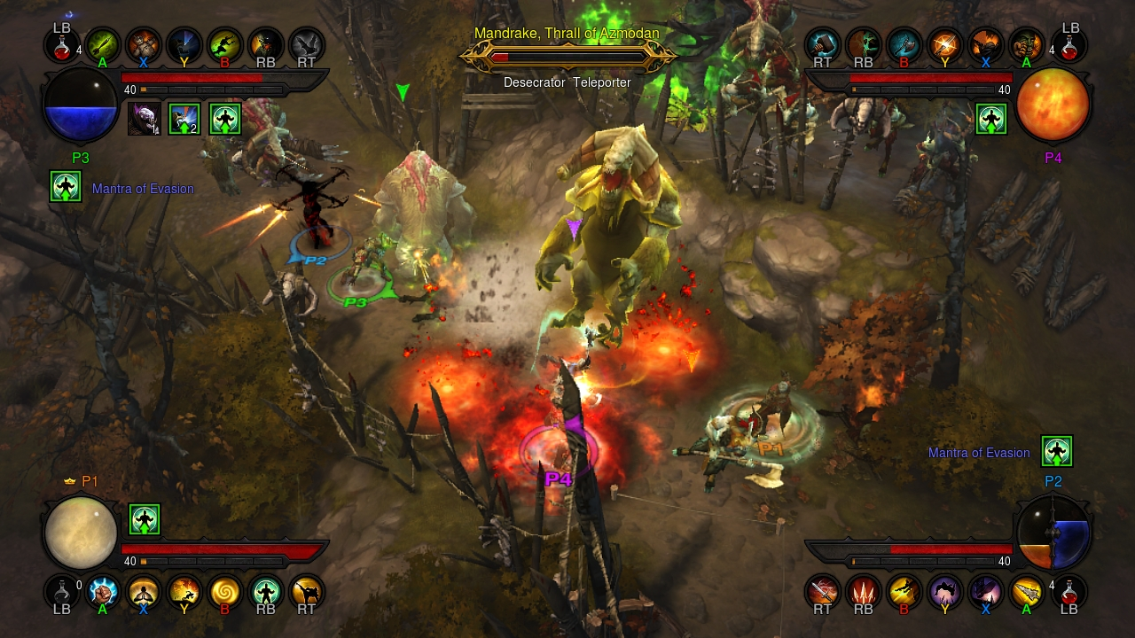 Diablo Iii Review Couch Co Op Is Fun Again Gamer Horizon