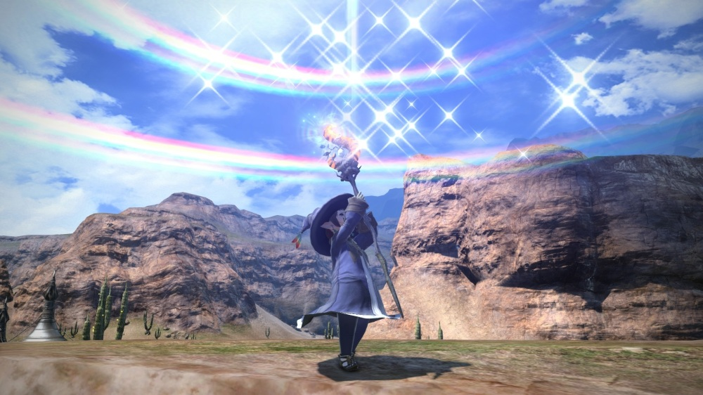 Final Fantasy XIV: A Realm Reborn - Black Mage