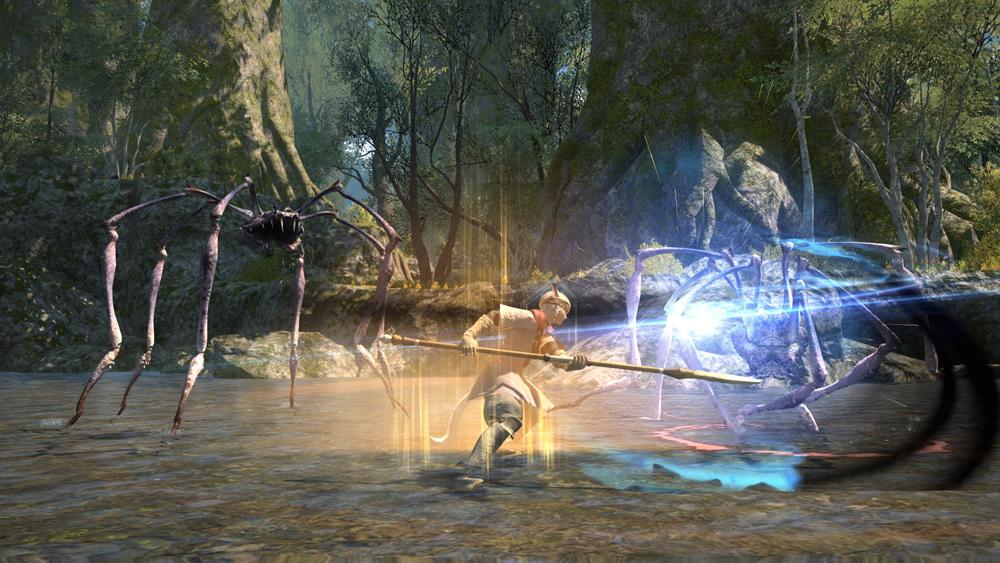 Final Fantasy XIV: A Realm Reborn - Combat