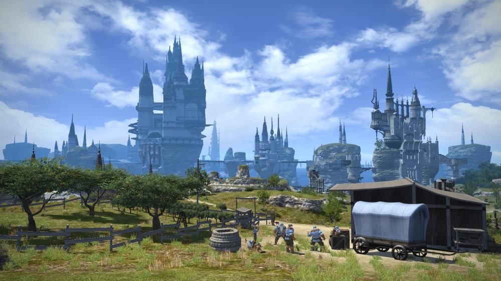 Final Fantasy XIV: A Realm Reborn - Limsa Lominsa