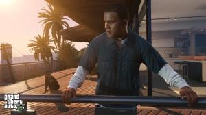 Grand Theft Auto V Stock Market
