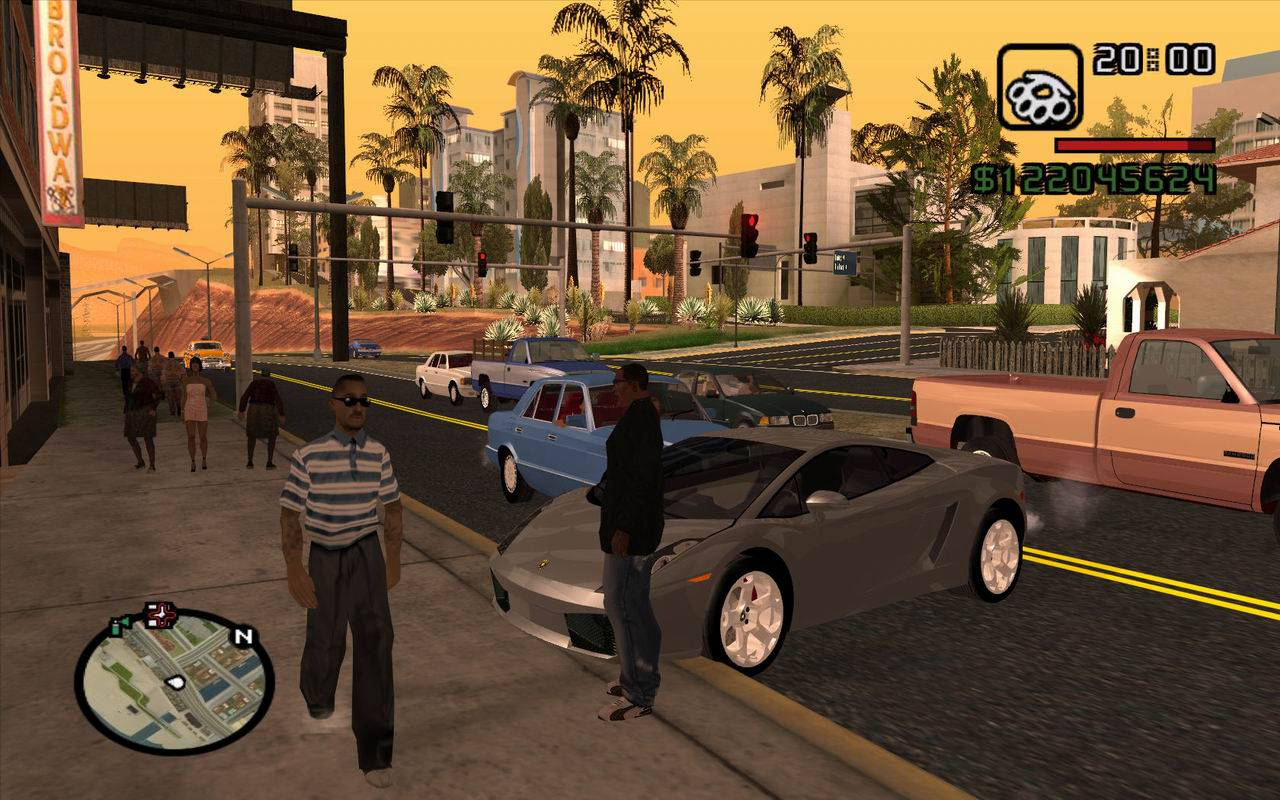 Cheat/Kode Lengkap GTA SAN ANDREAS PS2