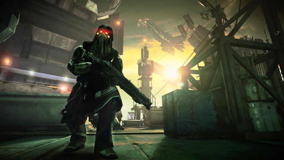Killzone Mercanaries - Not GTA V