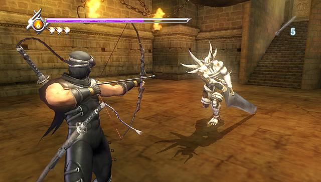 Ninja Gaiden Sigma Plus - Screenshot