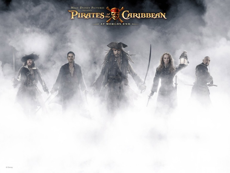 Pirates of the Caribbean: At Worlds' End