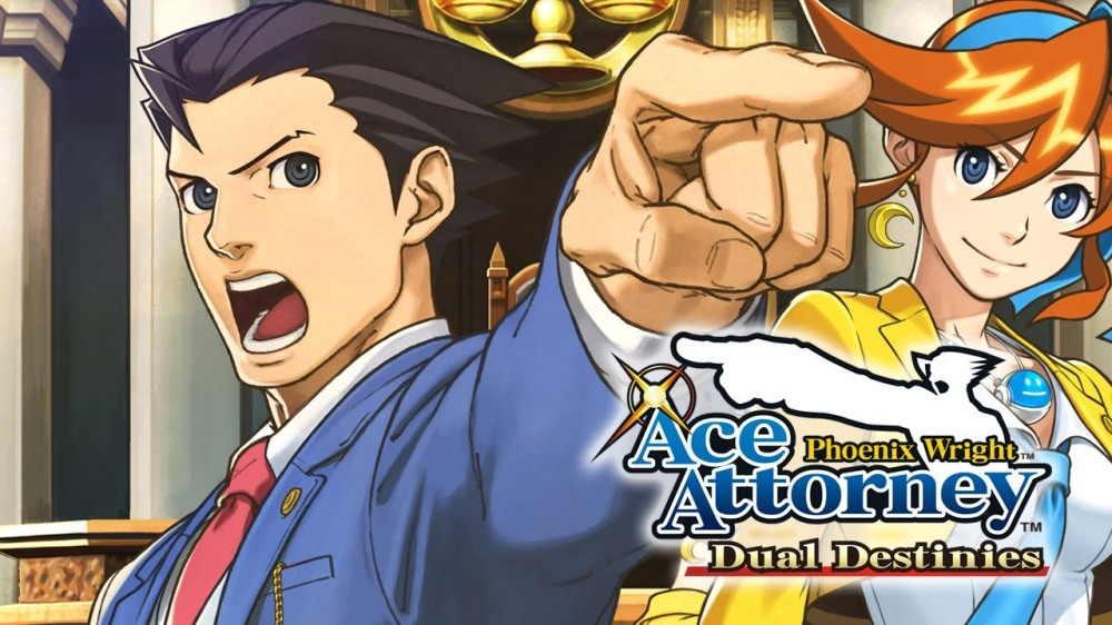 Ace Attorney Phoenix Wright: Dual Destinies