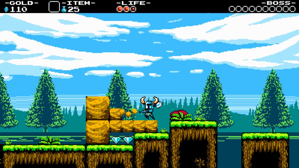 Shovel Knight - Screenshot